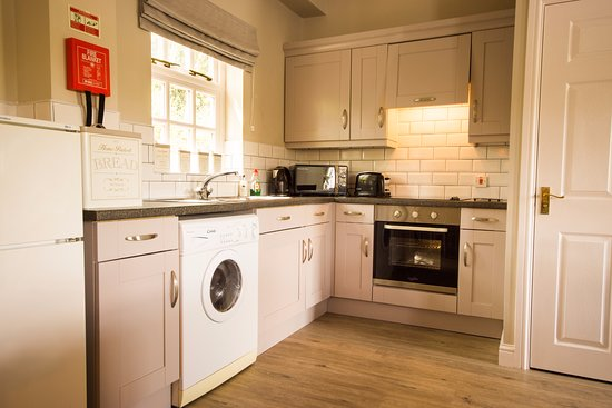 Darley Moor, UK: Tissington upgraded kitchen
