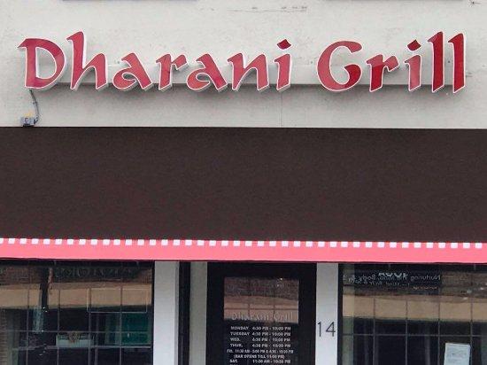 Franklin, MA: Dharani Grill