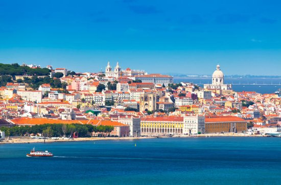 Lisbon - Small Group Walking Tour