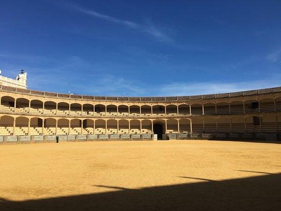 Plaza de Toros: The bull ring