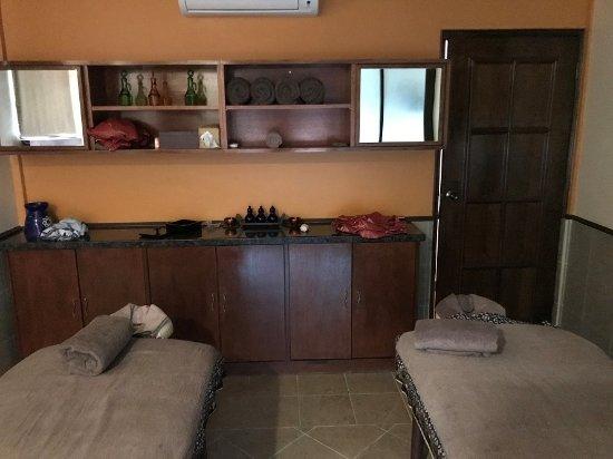 Satkara Spa at Casa del Mar: カップル用の部屋