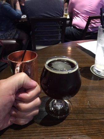 Dublin, OH: $8 pour of Backwoods Bastard ale