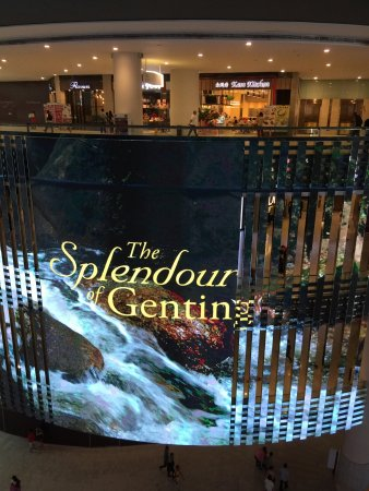Genting Highlands, Malaysia: Although facility is undergoing major renovation &majority of attractions are shut, Genting itse