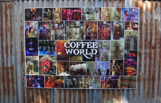Mareeba, Australia: Aussies return to Coffee Works for breakfast