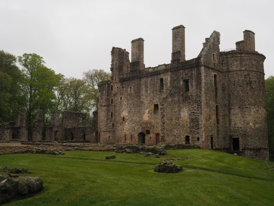 Chateau de Huntly - Ecosse