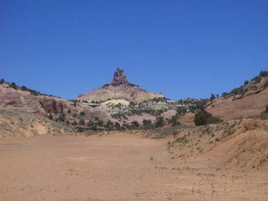 Red Rock Park: A view