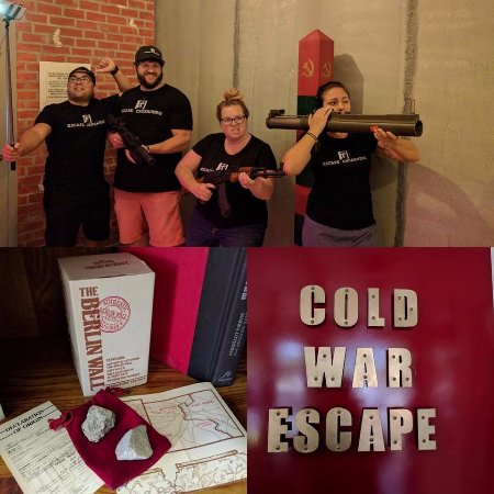 Cold War Escape Room Ormond