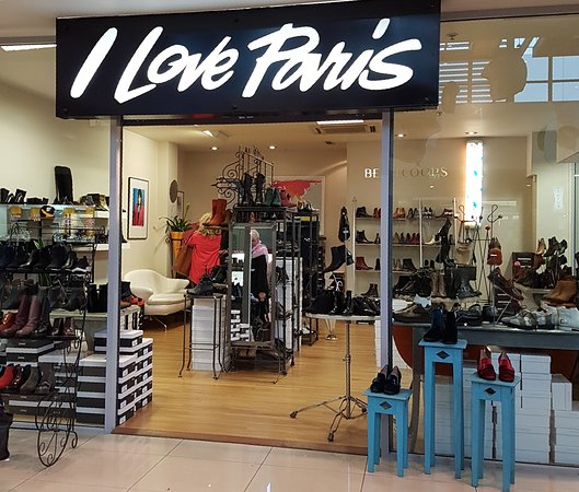 ‪I Love Paris Shoestore‬