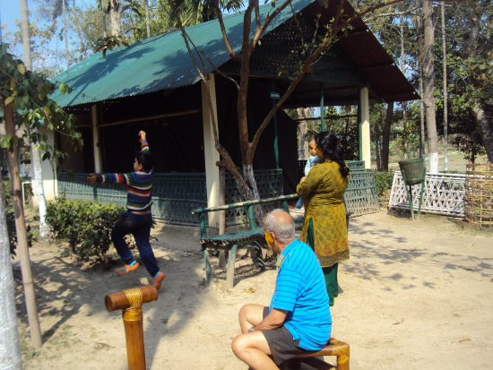 Nature Hunt Eco Camp, Kaziranga National Park-billede