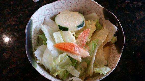 Danville, IL: Salad