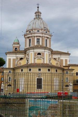 Basilica dei SS. Ambrogio e Carlo: Basilica San Carlo al Corso