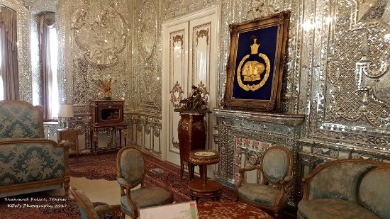 King S Bedroom Shahvand Palace Picture Of Green Palace Museum Tehran Tripadvisor