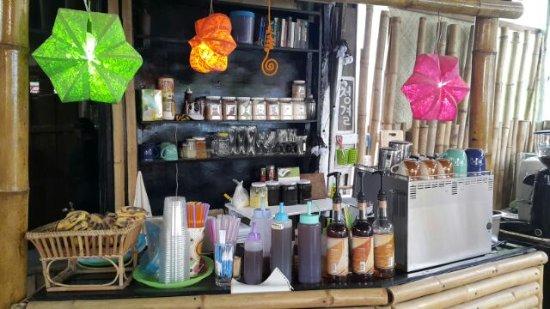 Don Det, Laos: Bamboo Cafe & Korean Restaurant