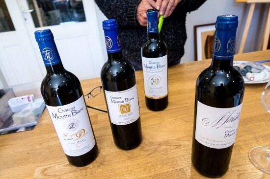 Macau, Frankrike: the wines