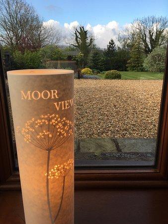 Clapham, UK: Moor View Bed and Breakfast