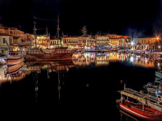 Steris Elegant Beach Hotel Apartment: Rethymno old venetian harbour