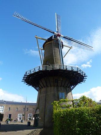 Хеллевутслейс, Нидерланды: moulin