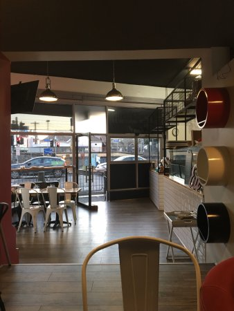 Moonee Ponds, Αυστραλία: Burger Kitchen
