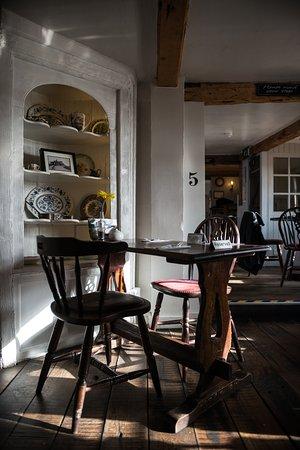 Battlesbridge, UK: Table 5