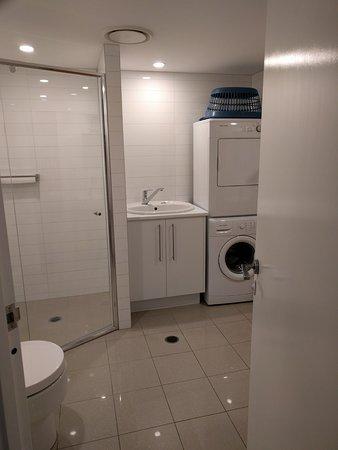 Caloundra, أستراليا: Washing machines