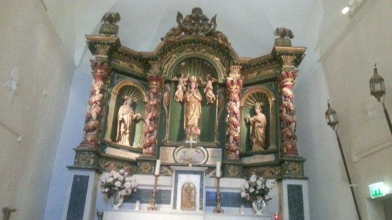 Eglise Notre Dame de Vie : autel