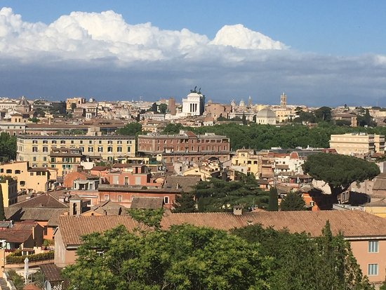 Terrazza Del Gianicolo Rome 2020 All You Need To Know