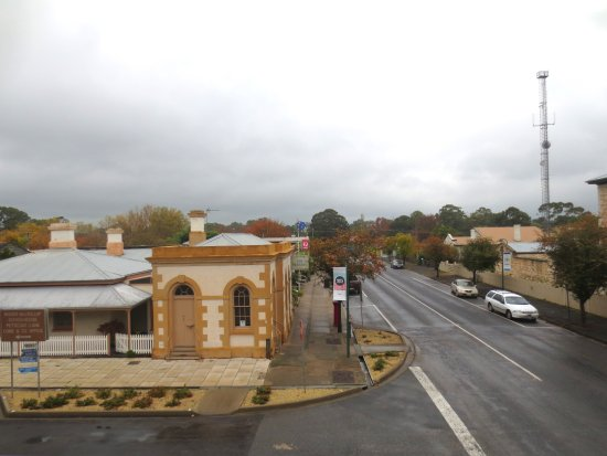 Penola, Australien: Another view from veranda