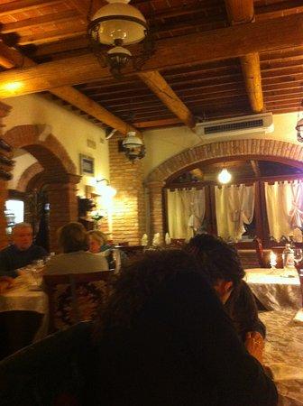 Gazzo Veronese, Italia: Foto interni locale
