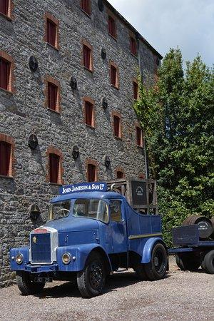 Midleton, Irland: Interesting equipment