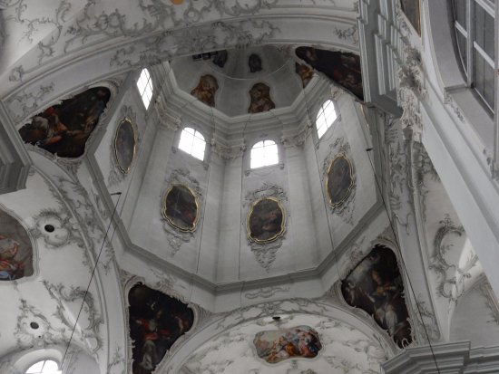 St. Peter's Abbey (Stift St. Peter): Dome