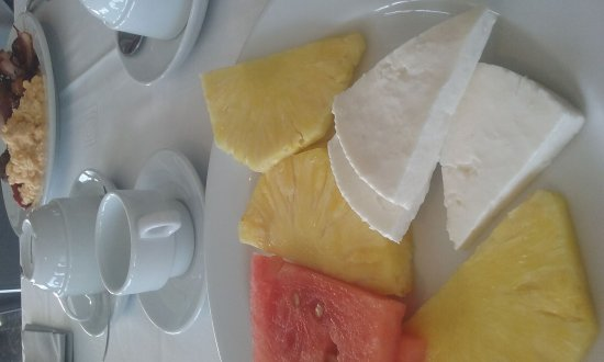 Hotel Calipolis: Desayuno Buffett