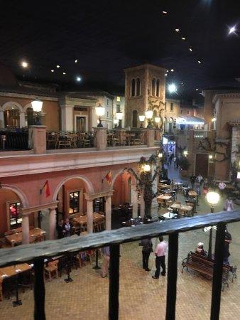 Monte casino restauranter åbningstider