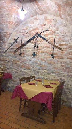 Montecassiano, Italy: Interno Ristorante San Nicolò