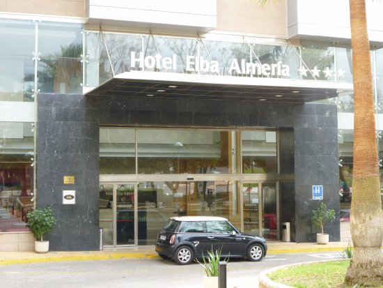 Elba Almeria Hotel: Toegang tot het hotel