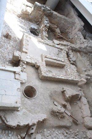 Μουσείο Ακρόπολης: Museum built on Ancient site