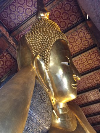 Temple of the Reclining Buddha (Wat Pho) Reclining Buddha & Wall in Reclining Buddha temple - Picture of Temple of the ... islam-shia.org