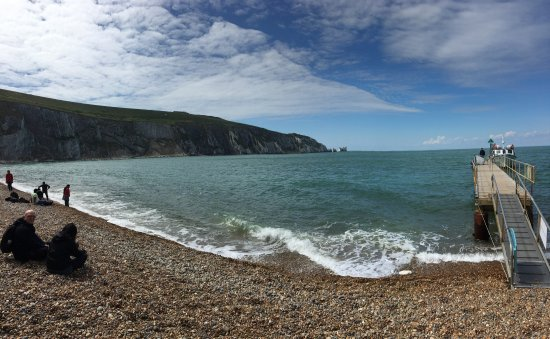 Totland Bay, UK: photo3.jpg