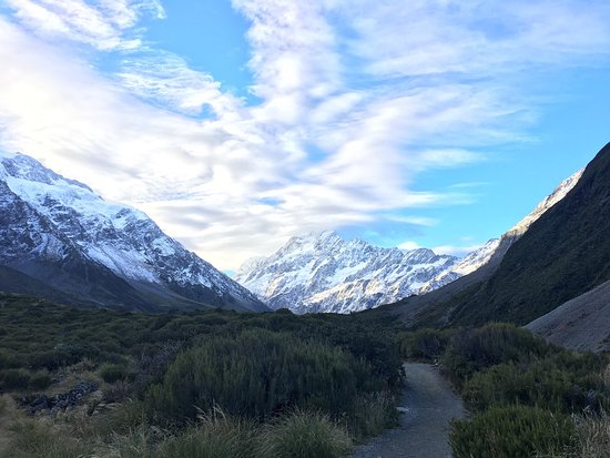 Aoraki Mount Cook National Park (Te Wahipounamu), Nya Zeeland: photo4.jpg