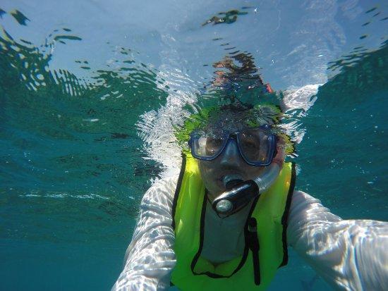 Ramrod Key, FL: Schwimmweste für einfaches Schwimmen