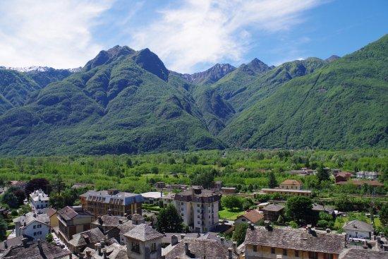 Vogogna, Italy: Panorama