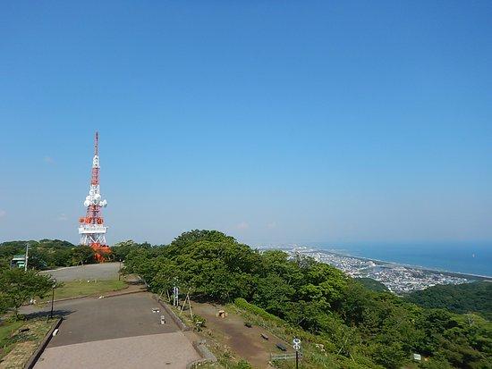 Hiratsuka, Japan: シンボルのTV塔