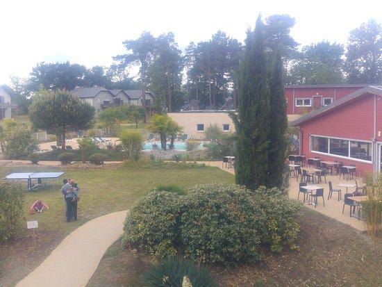 Richelieu, Prancis: Relais du Plessis Resort