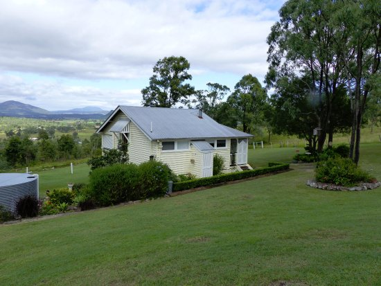 Boonah, Australia: Seen from the top of the hill