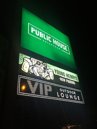Petersham, Australia: Public House - get there!
