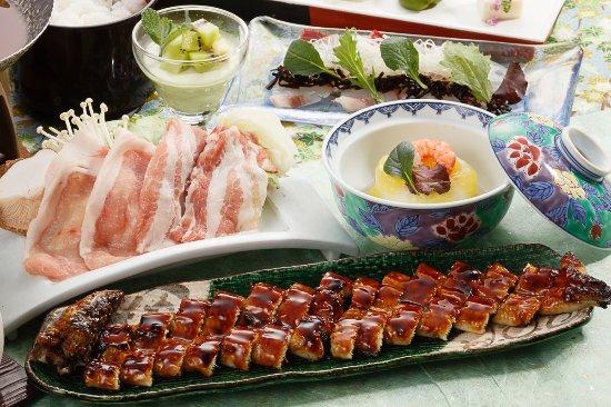 Shizukuishi-cho, Japón: 国産鰻の蒲焼