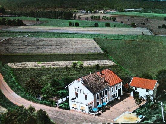 Vignory, France: Summer 1966!