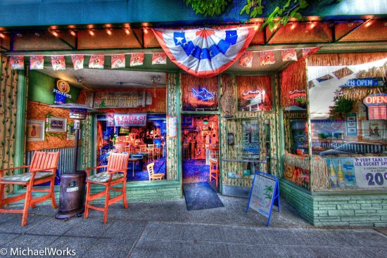 Edmonds, WA: Taki Tiki