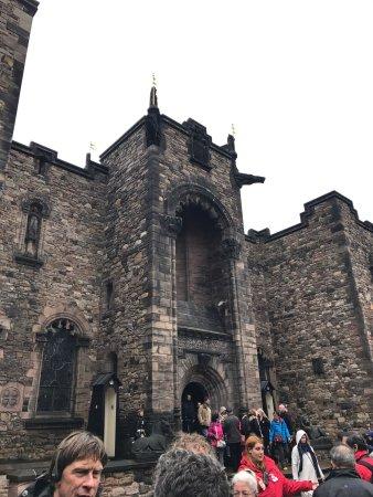 Photo of Castle Edinburgh Castle at Edinburgh EH12NG, United Kingdom