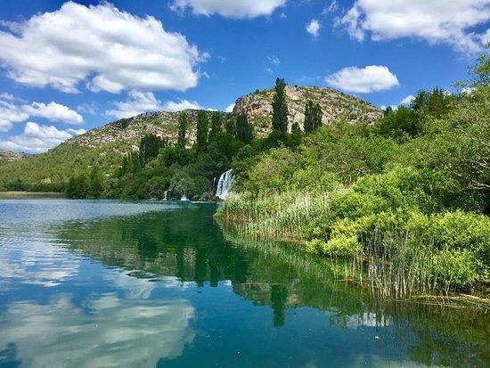Sibenik-Knin County, Croacia: Krka
