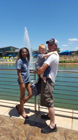Wind Creek Casino & Hotel, Atmore: My family